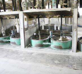 渕野陶磁器原料