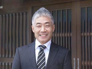 渕野陶磁器原料 代表取締役 渕野直幸